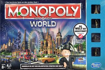 Monopoly World - Here & Now